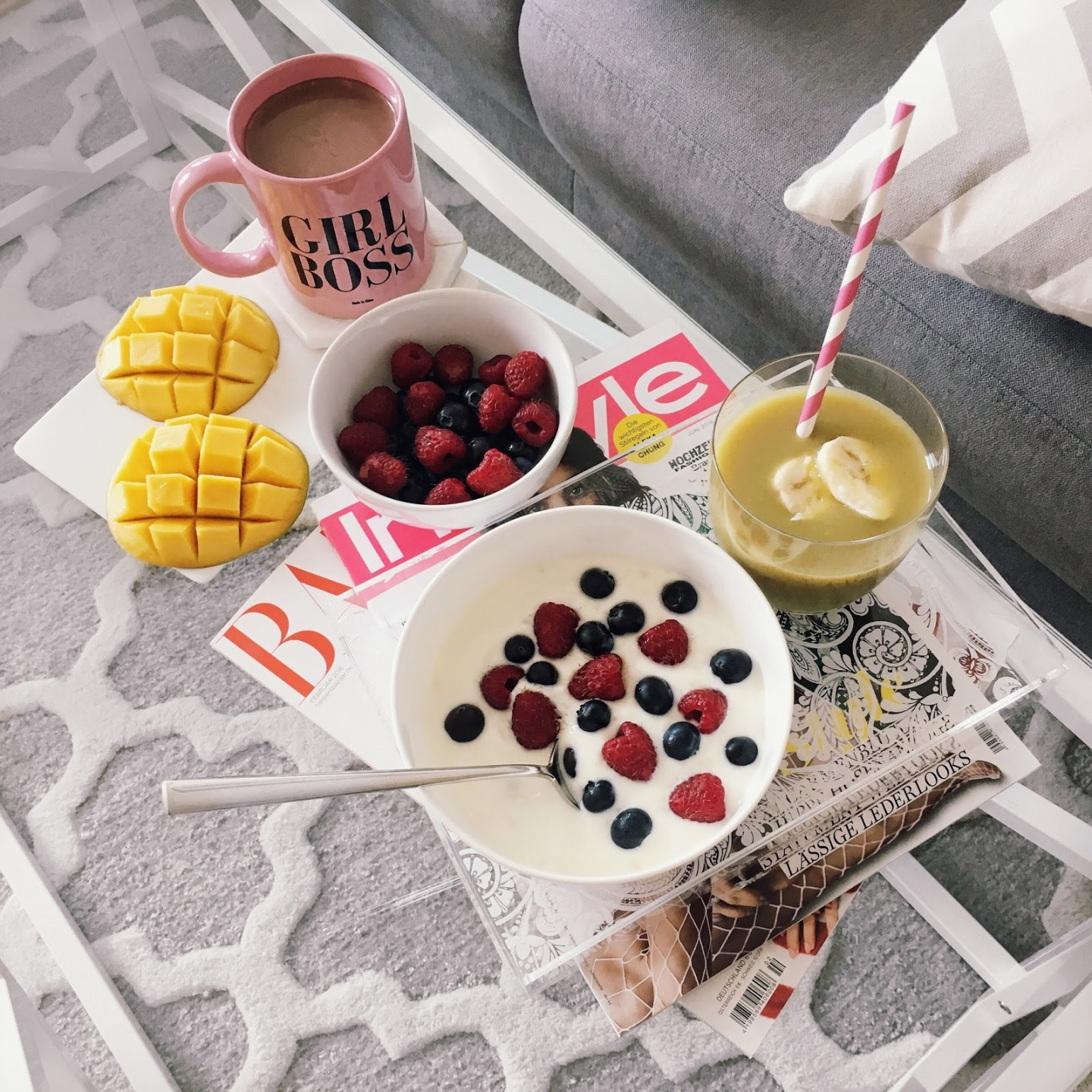 Want Get Repeat Blog Motivation Monday Morning Routine