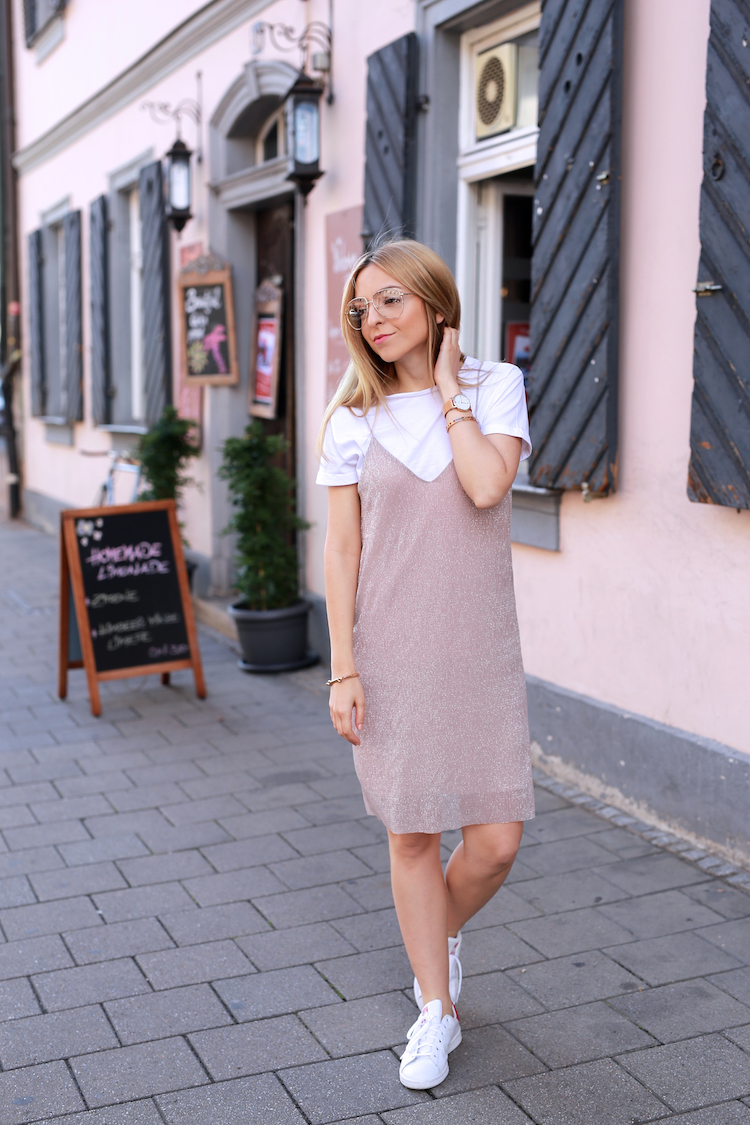Want Get Repeat Blog Slip Dress Outfit