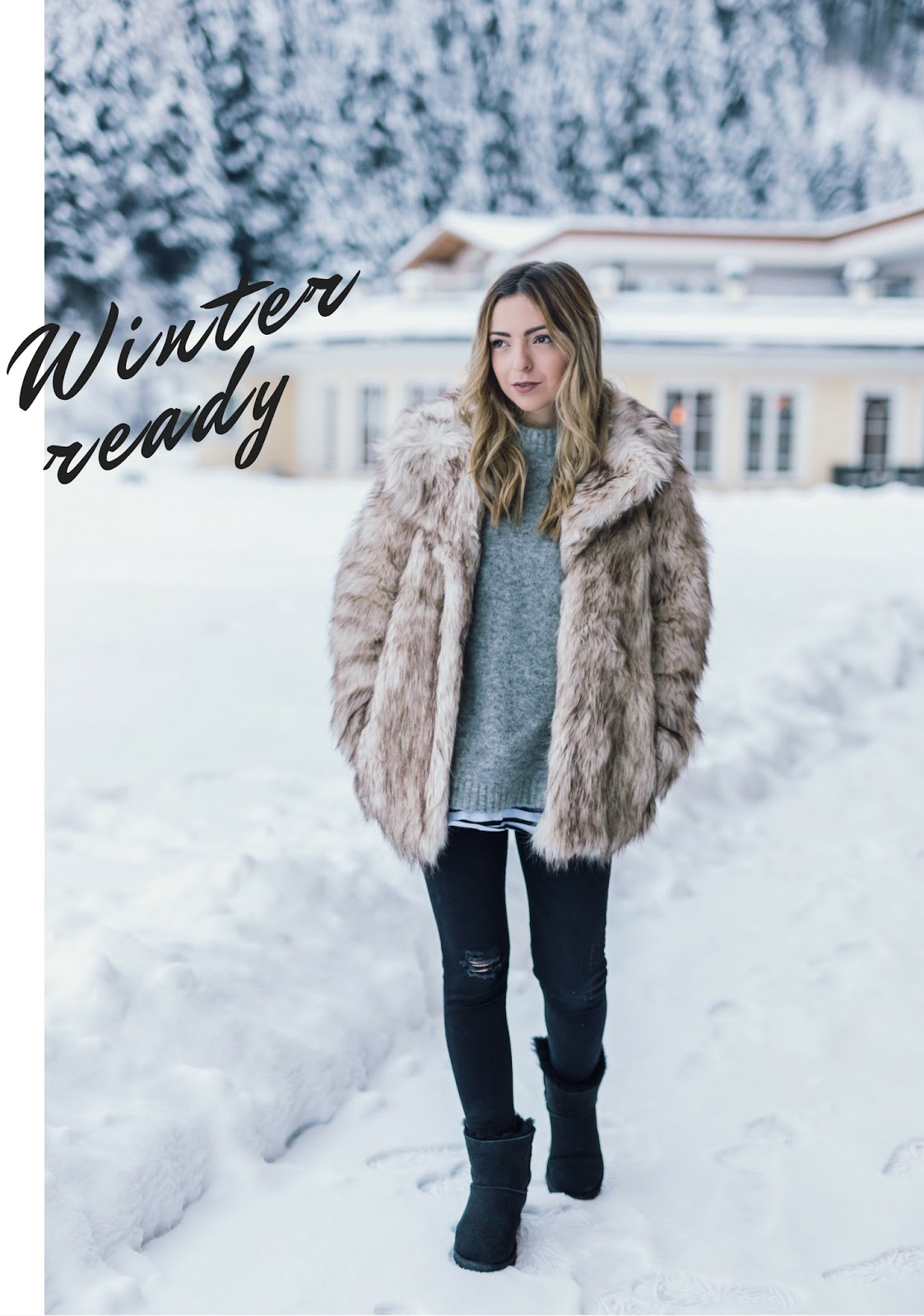 How to wear fake fur Want Get Repeat Blog