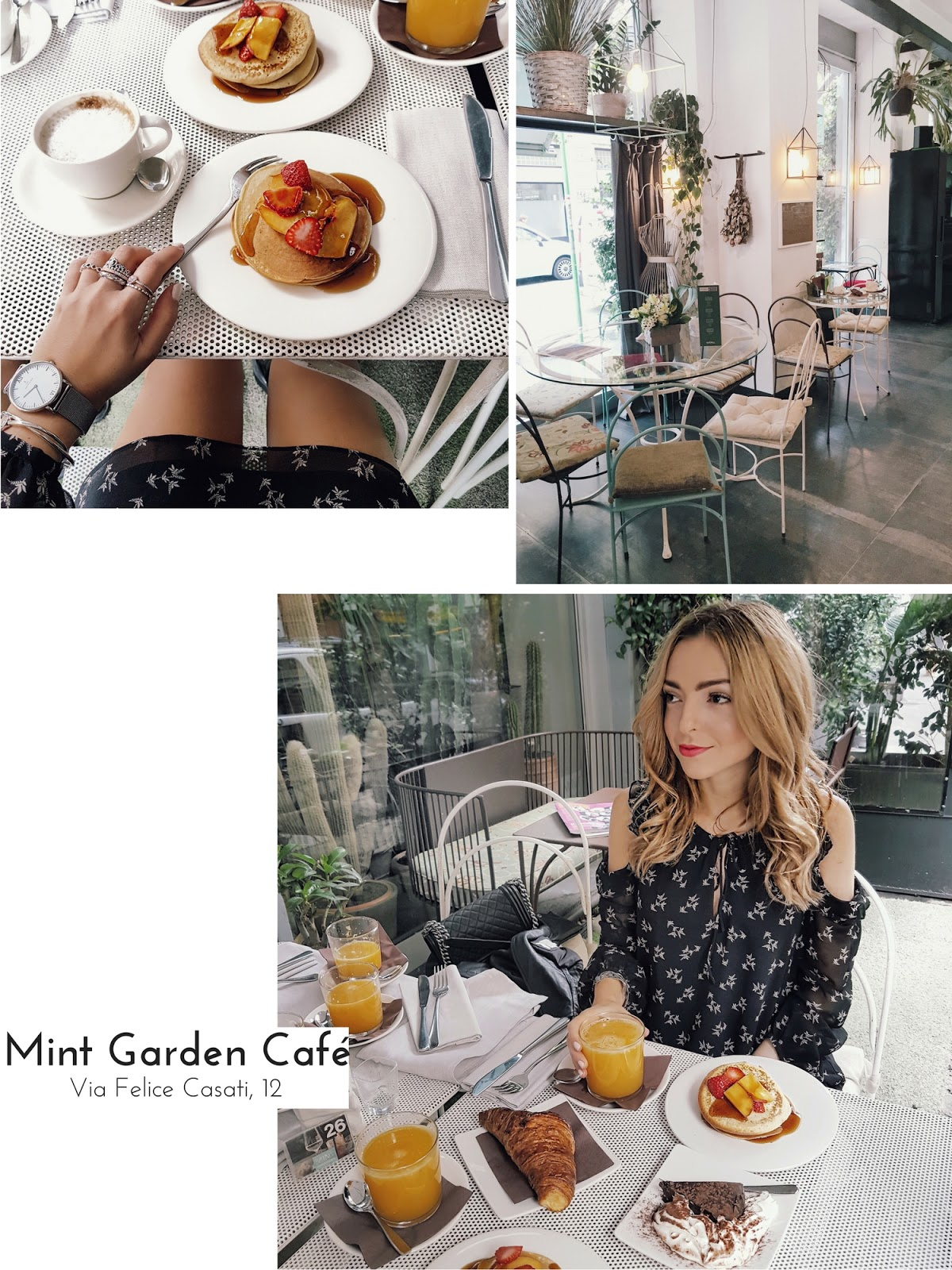 Where to eat in Milan instagram fashion week