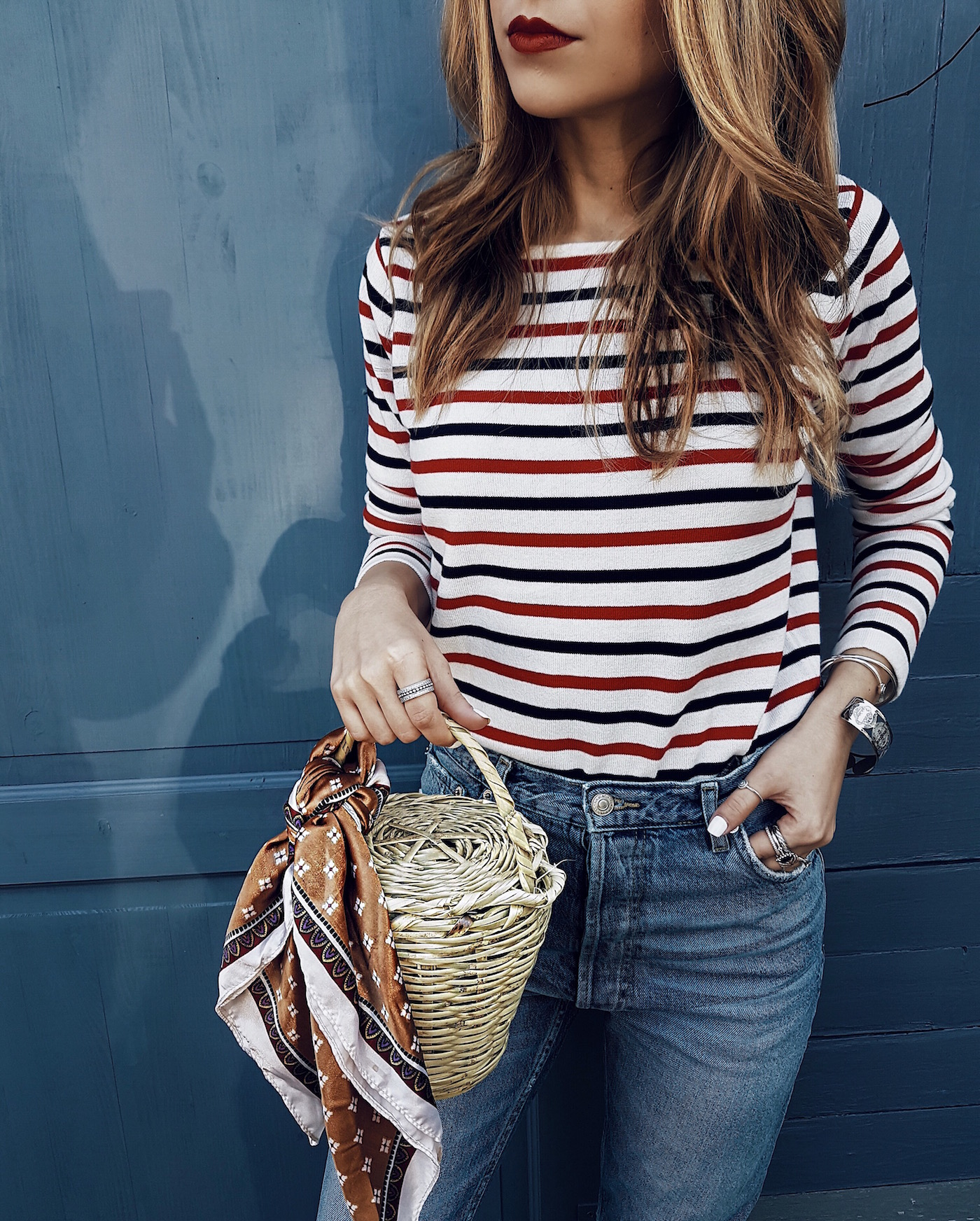 Jane Birkin Basket Bag Spring Summer Trend 2017