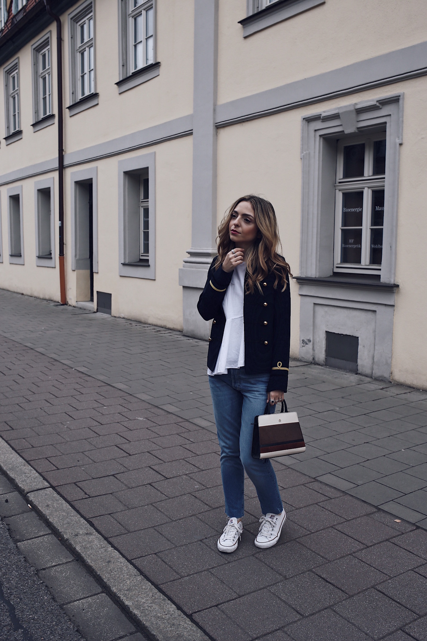 Military Jacket Outfit Want Get Repeat Blog