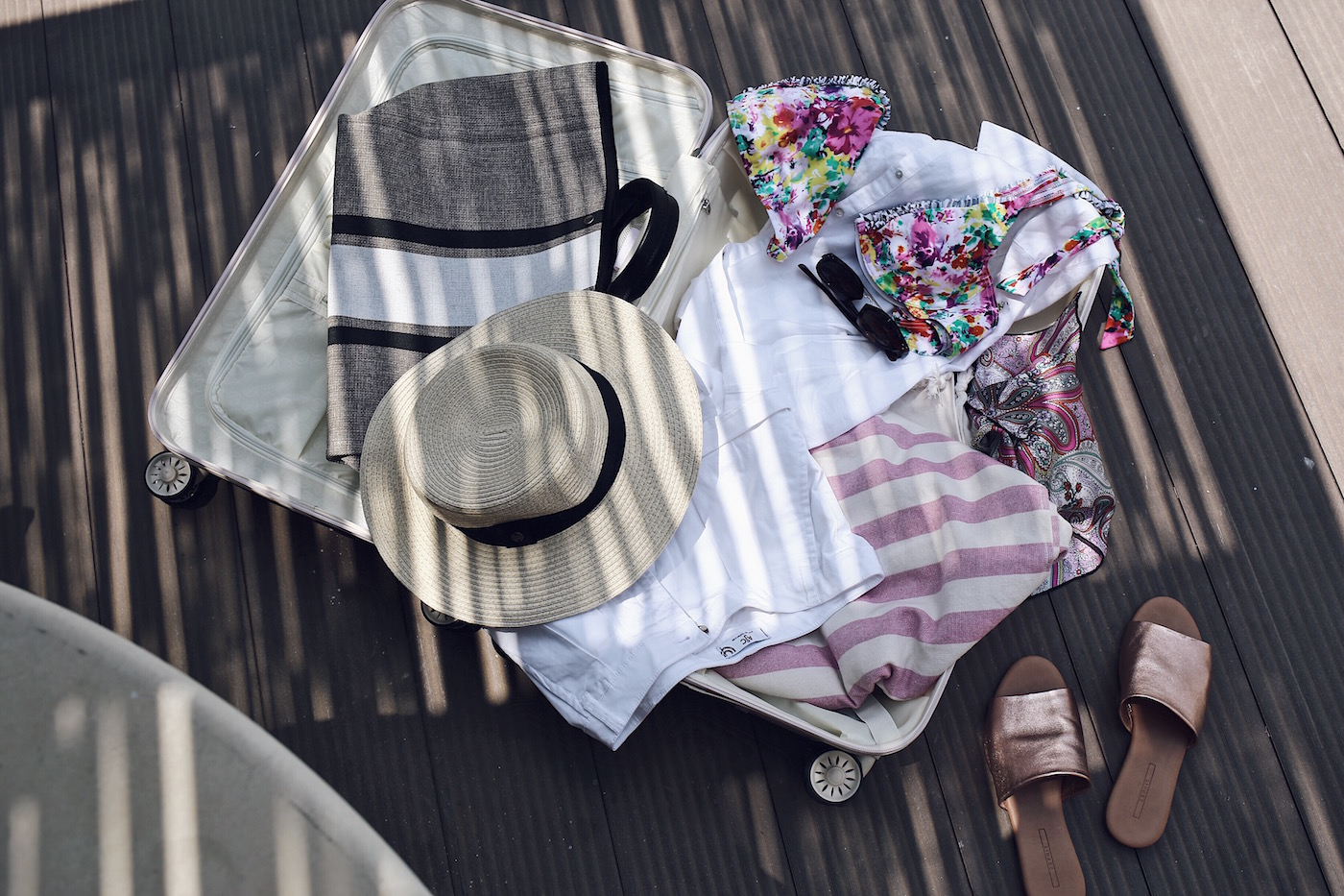 What to pack for Greece in June | Want Get Repeat Fashion Blog Erlangen Nürnberg