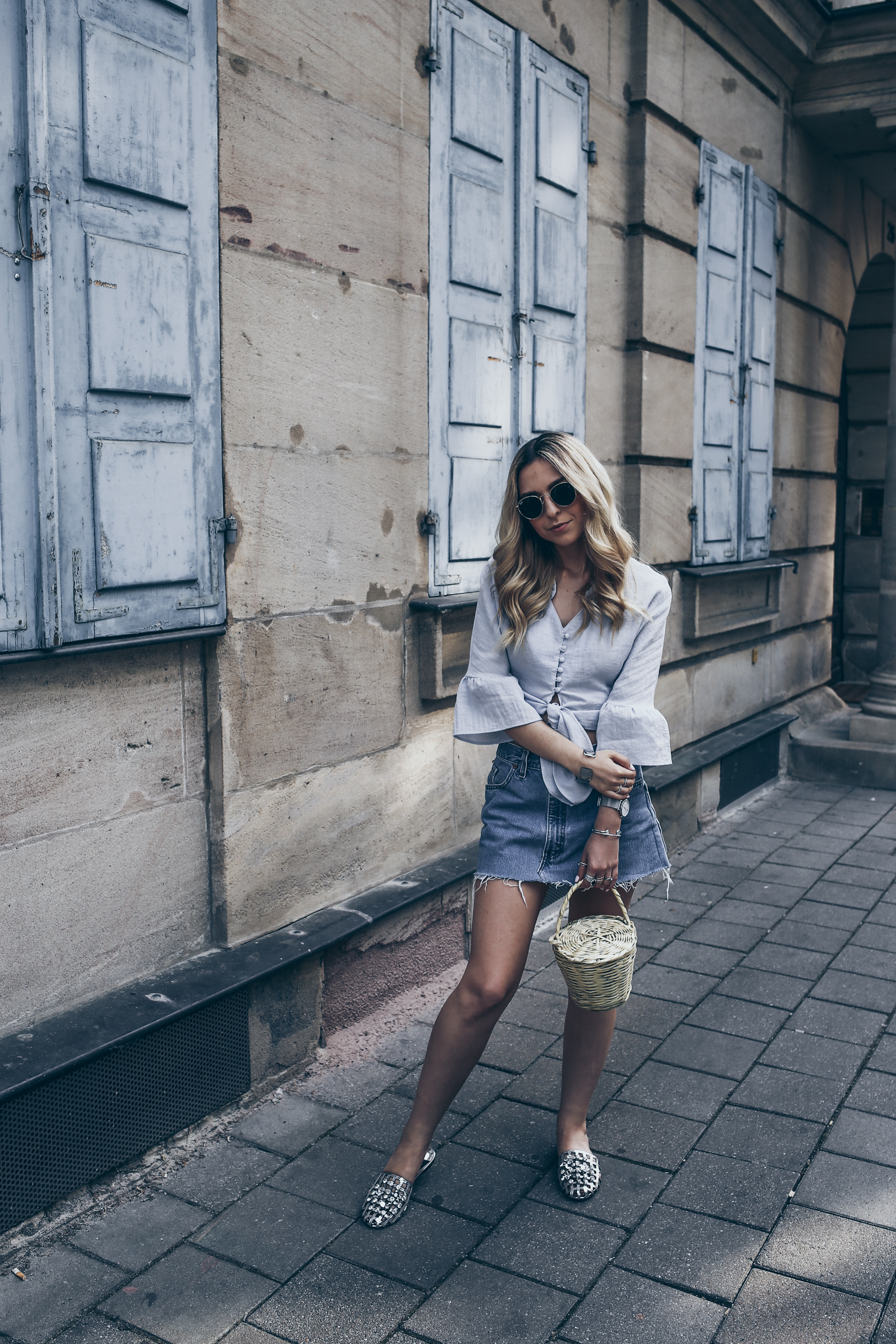 Do Bloggers have to be relatable? Street Style Outfit German Fashion Blog Want Get Repeat Mode Blog Nürnberg Erlangen