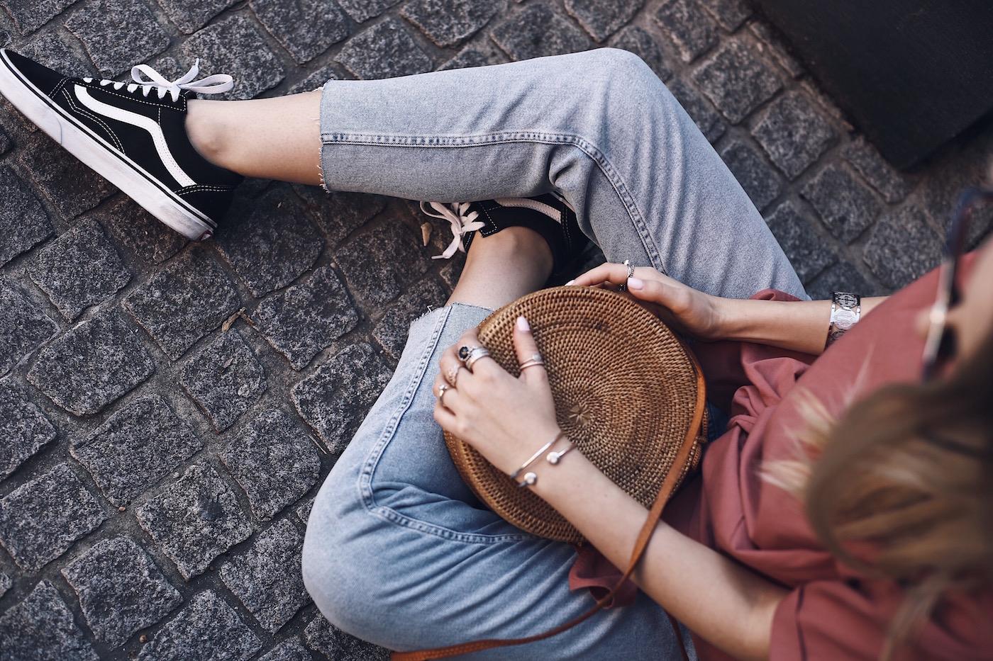 Vans Old Skool Outfit Casual Summer 2017 Street Style Want Get Repeat Fashion Blog Erlangen Nürnberg