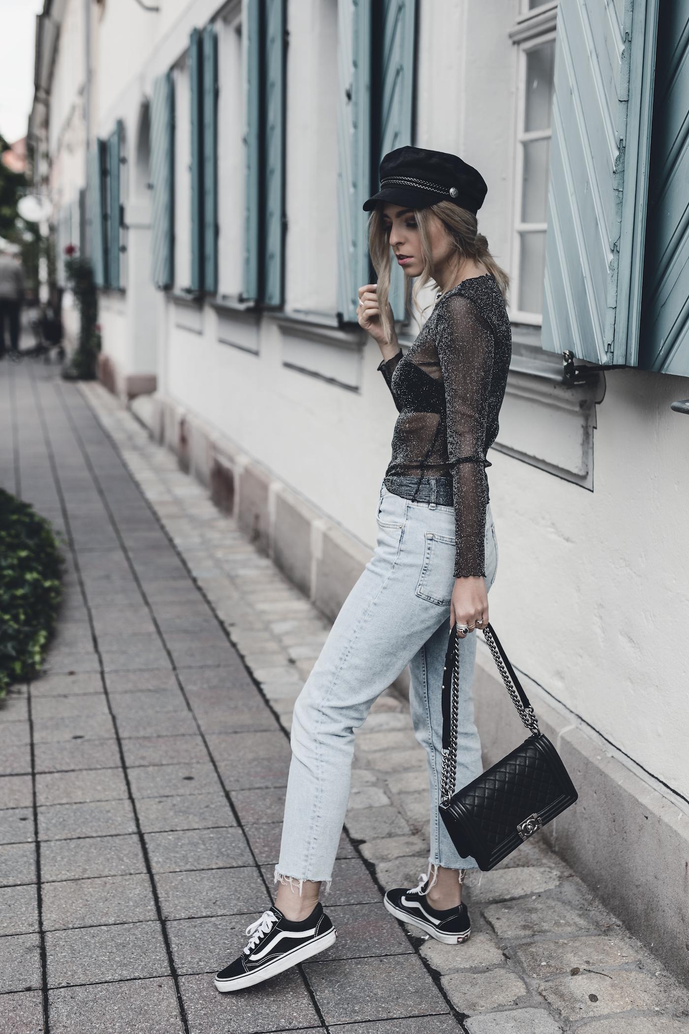 Baker Boy Hat Trend 2017 Fall Autumn Outfit Ideas  d08ff559f14