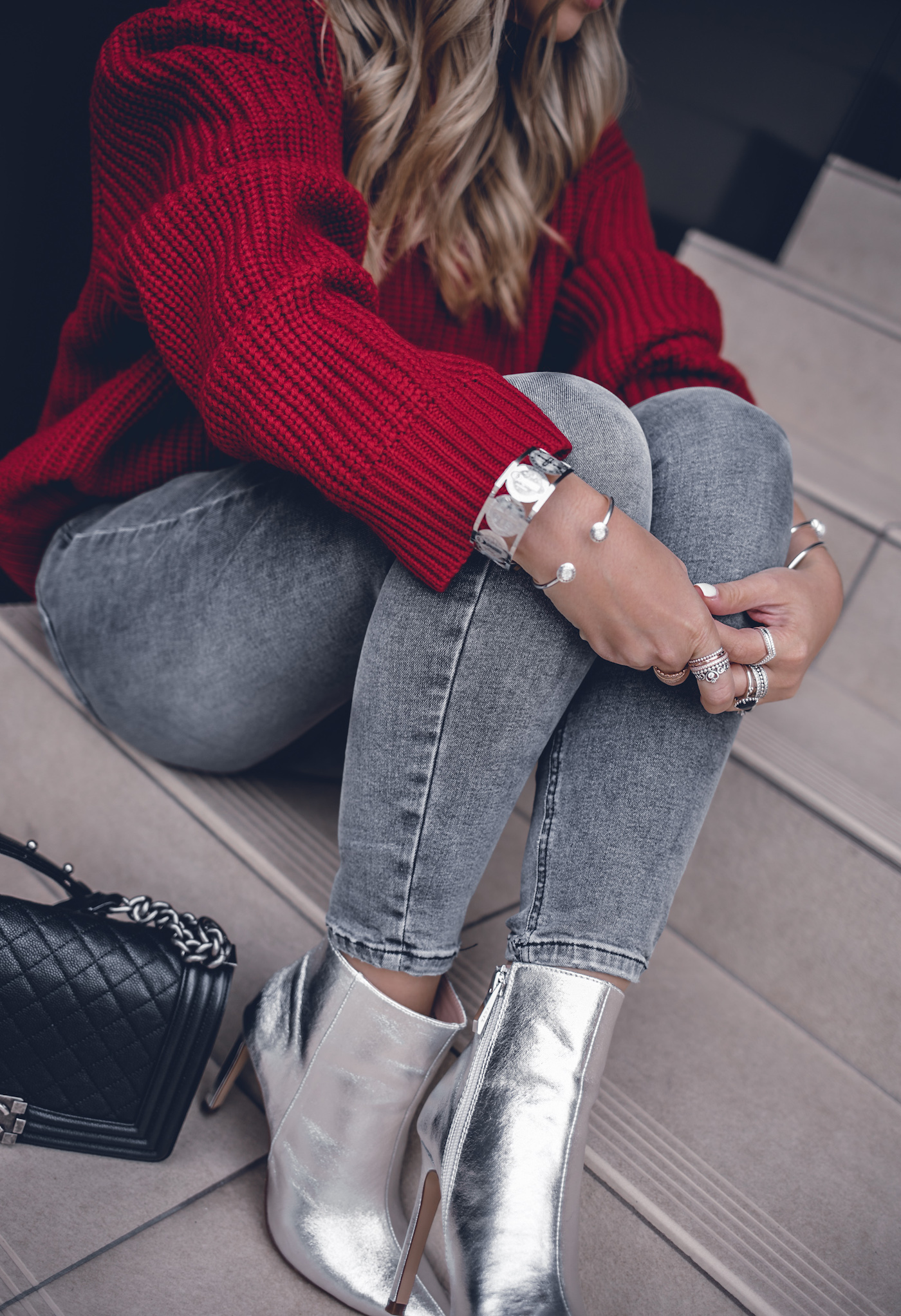 Fall 2017 Fashion Trends Women, Red, Inspiration, Outfits, Street Style Autumn Winter | Want Get Repeat Fashion Blog