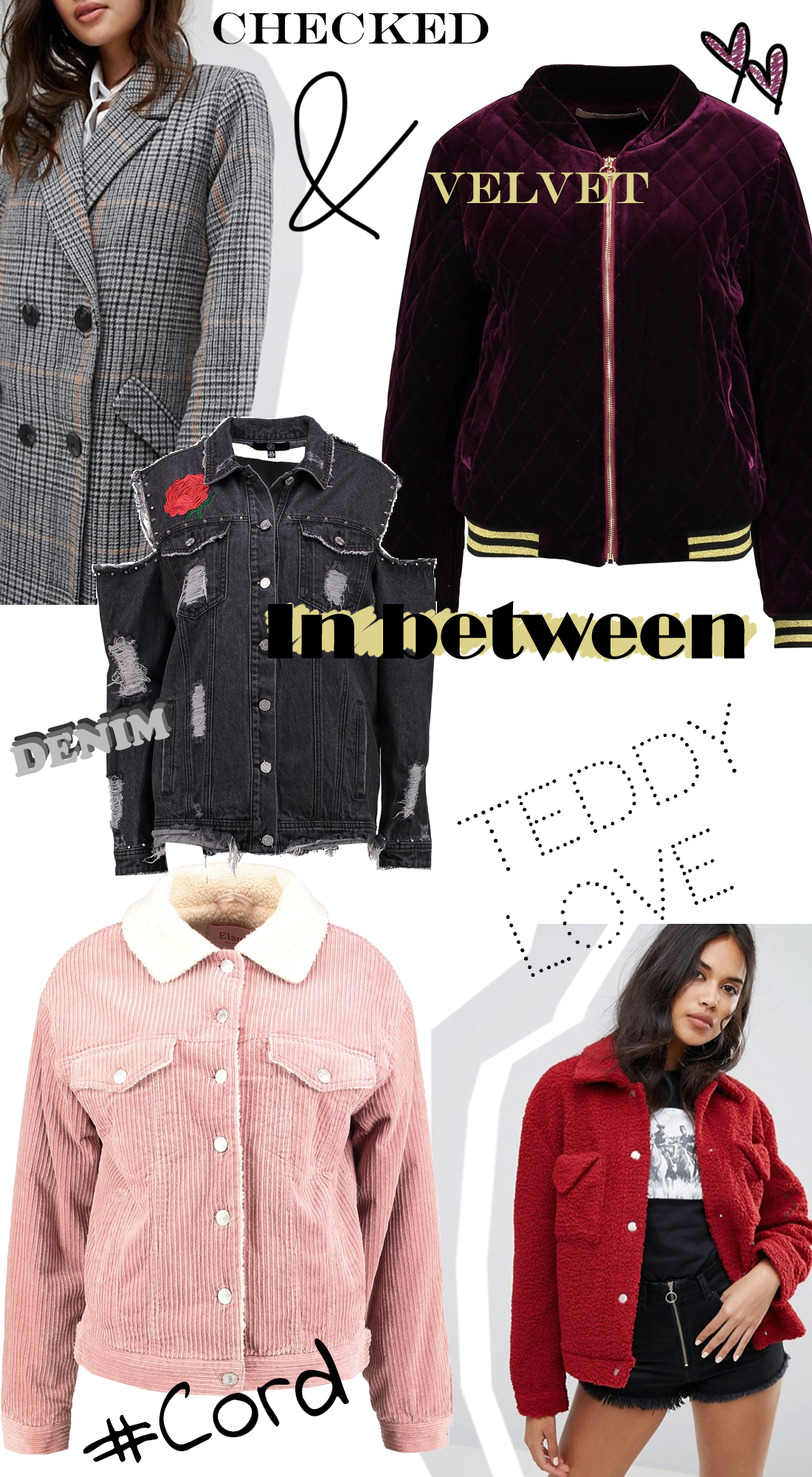 TOP 5 In between seasons jackets 2017, autumn street style, fall winter fashion | Want Get Repeat Fashion Blog Erlangen Nürnberg