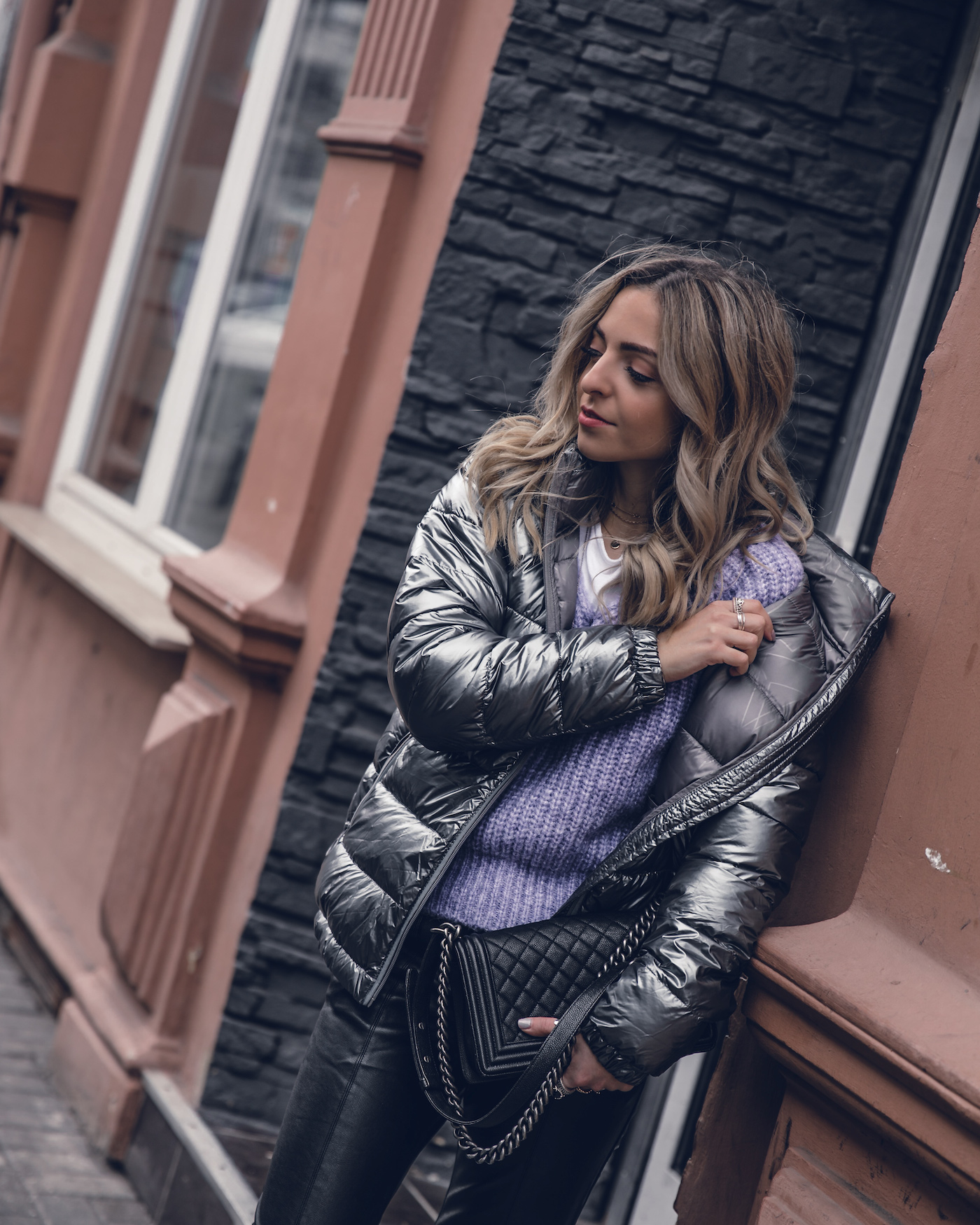 Winter Jackets Women 2017 Cold Weather Must-Haves Fashion Casual Puffy Coats | seen on Want Get Repeat Blog