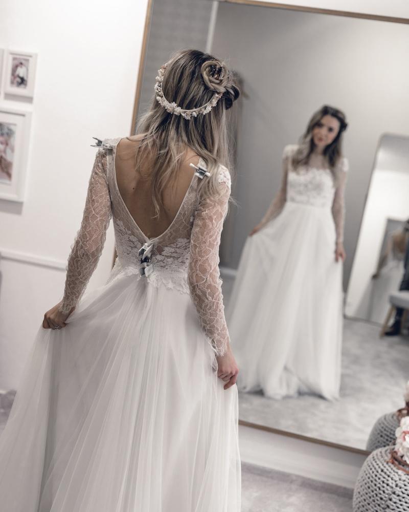 Wedding Update IV: Vintage und Boho Brautkleider bei La Donna in