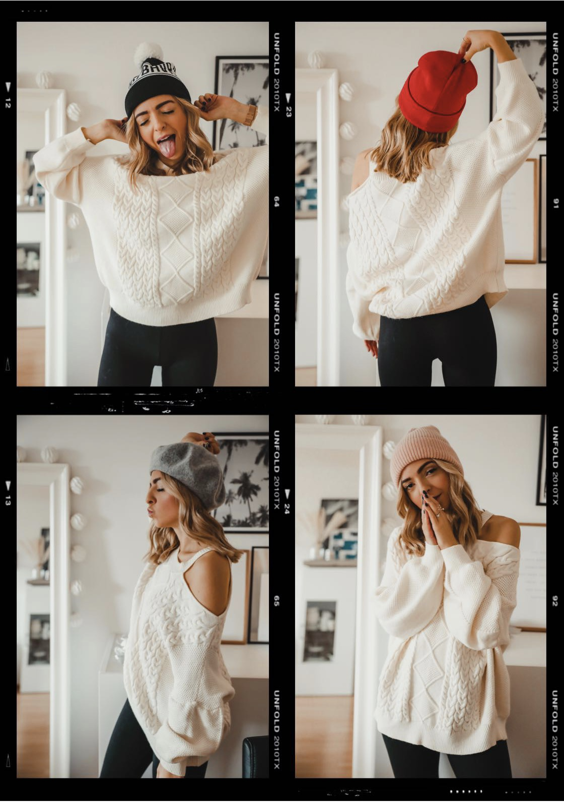 79e93b60a662 The 4 headwear pieces you ll find on every Instagram girl this winter