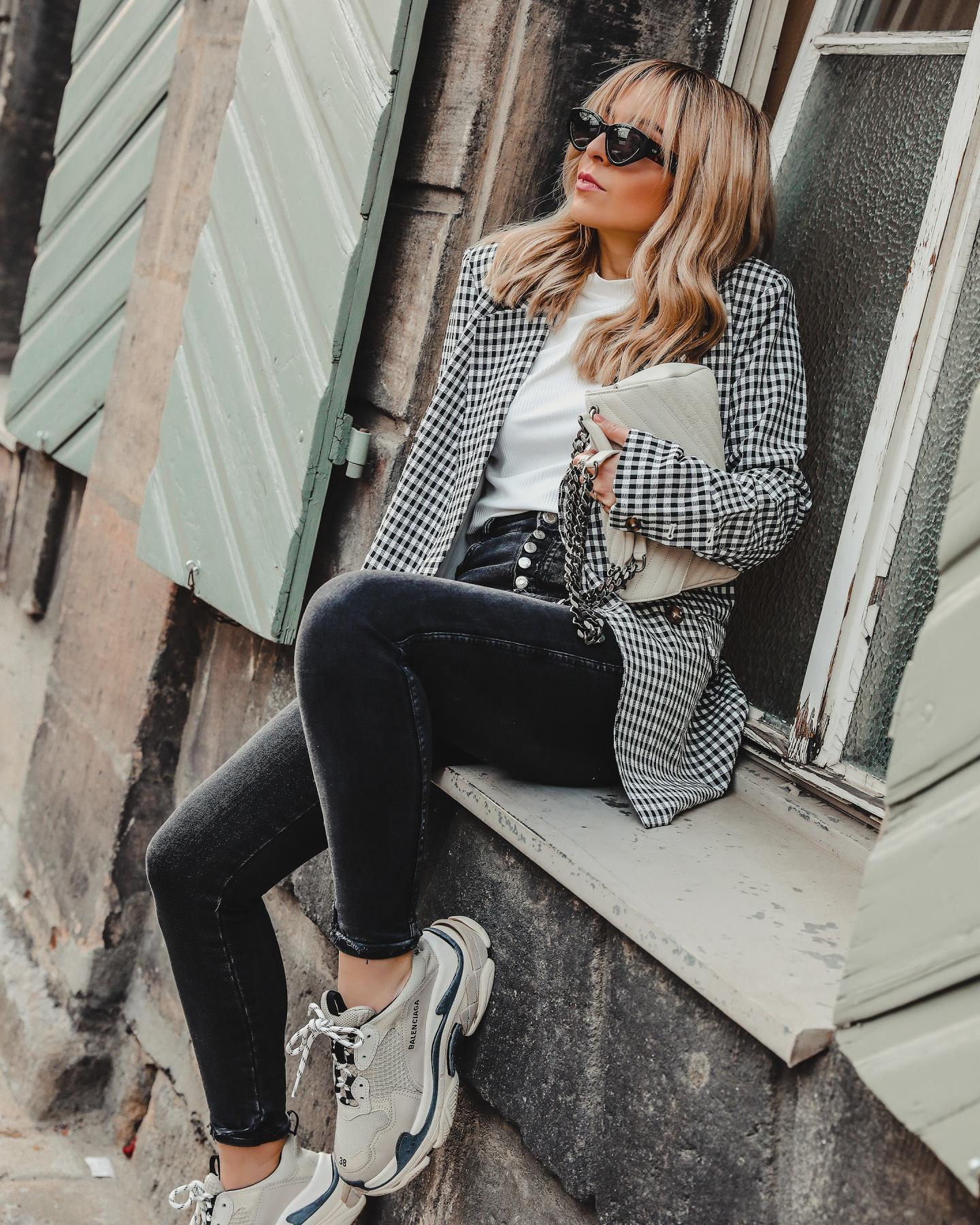 5 Balenciaga Triple S Outfit Ideas